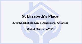 St Elizabeth'S Place