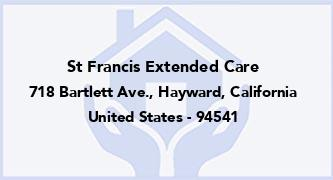 St Francis Extended Care
