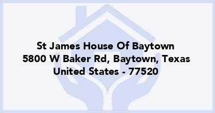 St James House Of Baytown