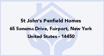 St John'S Penfield Homes
