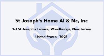 St Joseph'S Home Al & Nc, Inc