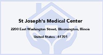 St Joseph'S Medical Center
