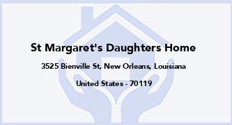 St Margaret'S Daughters Home