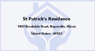 St Patrick'S Residence
