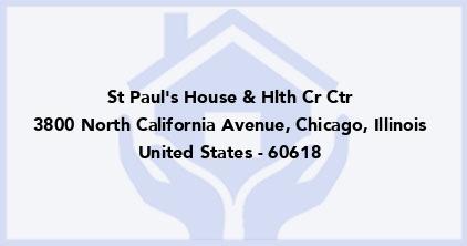 St Paul'S House & Hlth Cr Ctr