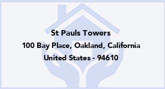 St Pauls Towers