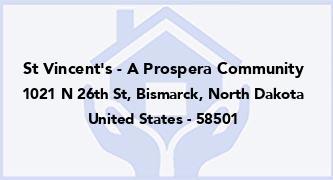 St Vincent'S - A Prospera Community