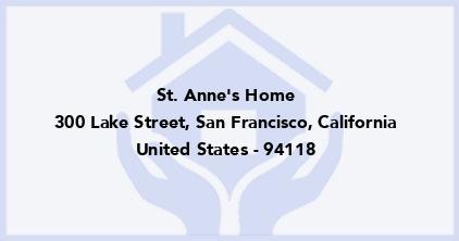 St. Anne'S Home