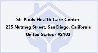 St. Pauls Health Care Center