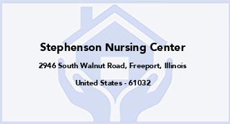 Stephenson Nursing Center