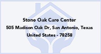 Stone Oak Care Center