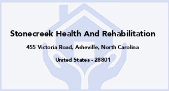 Stonecreek Health And Rehabilitation