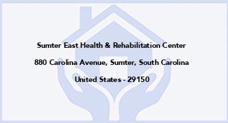 Sumter East Health & Rehabilitation Center