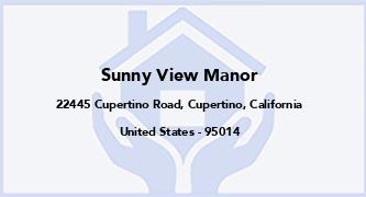 Sunny View Manor