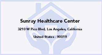 Sunray Healthcare Center