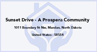 Sunset Drive - A Prospera Community