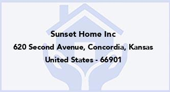 Sunset Home Inc