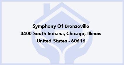 Symphony Of Bronzeville
