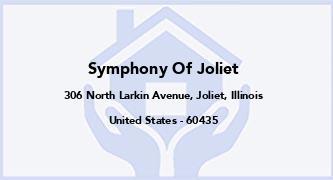 Symphony Of Joliet