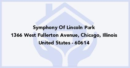 Symphony Of Lincoln Park