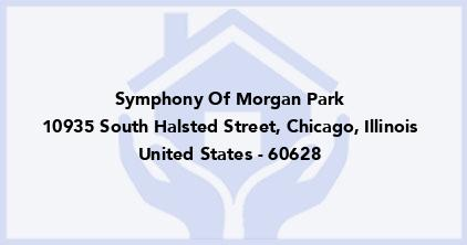 Symphony Of Morgan Park
