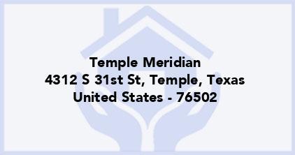 Temple Meridian