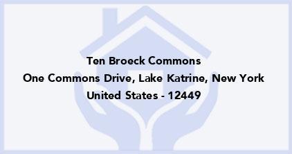 Ten Broeck Commons