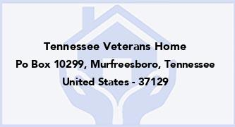 Tennessee Veterans Home
