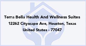 Terra Bella Health And Wellness Suites
