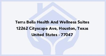 Terra Bella Health And Wellness Suites