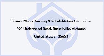 Terrace Manor Nursing & Rehabilitation Center, Inc