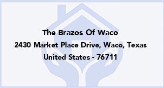 The Brazos Of Waco