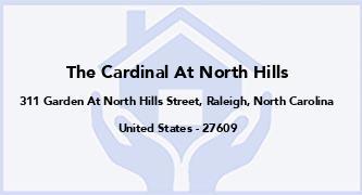 The Cardinal At North Hills