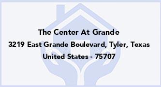 The Center At Grande
