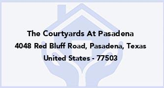 The Courtyards At Pasadena