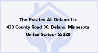 The Estates At Delano Llc