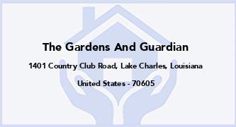 The Gardens And Guardian