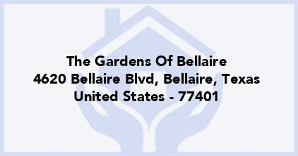 The Gardens Of Bellaire
