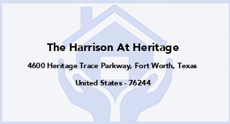 The Harrison At Heritage