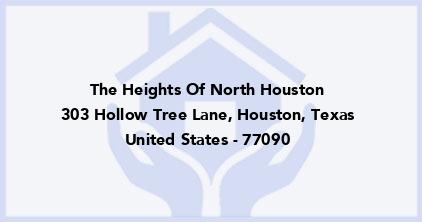 The Heights Of North Houston