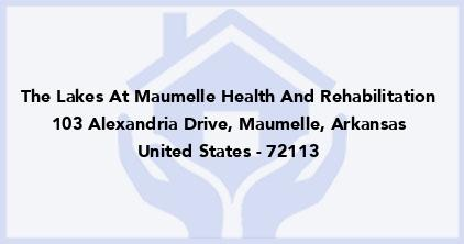 The Lakes At Maumelle Health And Rehabilitation
