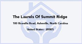 The Laurels Of Summit Ridge