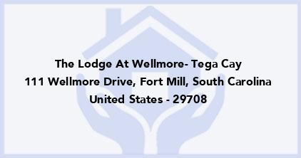 The Lodge At Wellmore- Tega Cay