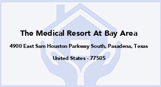 The Medical Resort At Bay Area