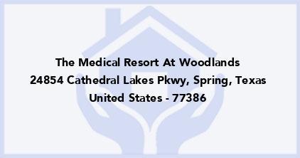 The Medical Resort At Woodlands