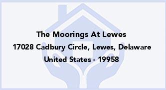 The Moorings At Lewes