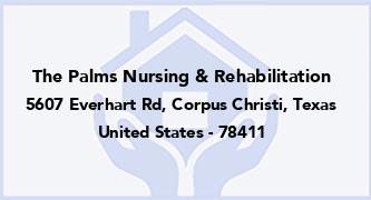The Palms Nursing & Rehabilitation
