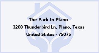 The Park In Plano