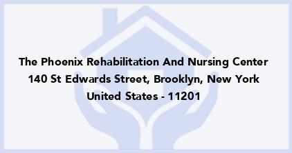 The Phoenix Rehabilitation And Nursing Center