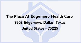 The Plaza At Edgemere Health Care